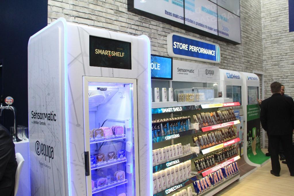 smart shelf geladeira do futuro | cliente